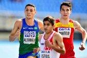 Dani Mateo, décimo segundo en la final de 10.000 metros