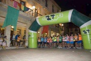 Almazán organiza la V carrera nocturna monumental