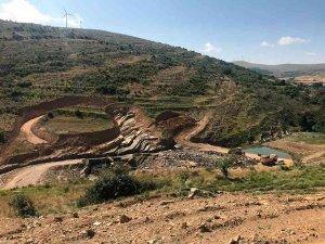 La CHE desvía el río Mayor para iniciar presa en Oncala