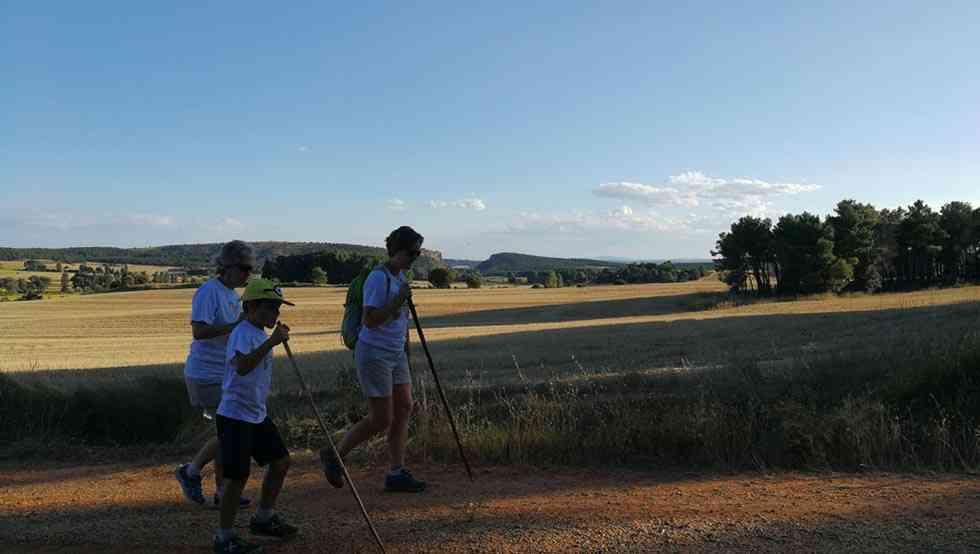 """""""Lobos Trekking"""", club de senderismo de Andaluz"""