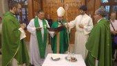Toma de posesión de los párrocos de El Burgo