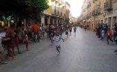 Mil niños participan en actividades educativas y deportivas veraniegas