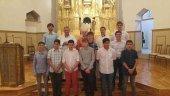 Nueve seminaristas comienzan curso acádemico