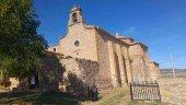 Robo en la ermita de la Virgen de Ulagares, en Castilruiz