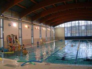 Nueva temporada para la piscina climatizada de El Burgo