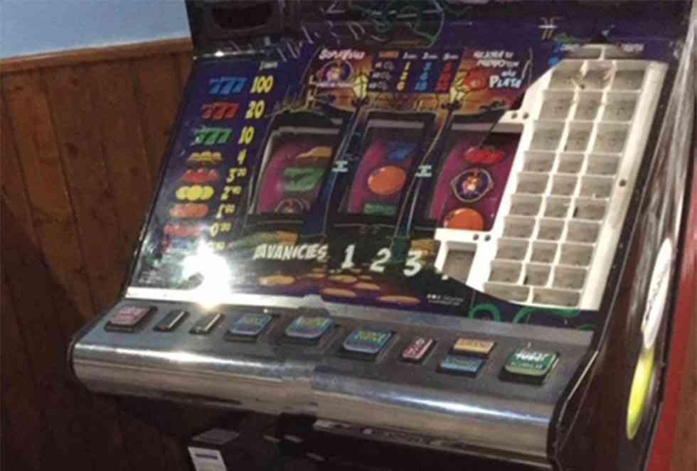 Dos nuevos robos en máquinas de juegos