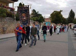 La parroquia de El Burgo celebra al beato Palafox