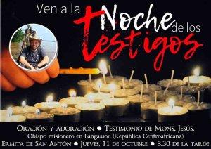 La parroquia de El Burgo se vuelca con Mons. Ruiz Molina