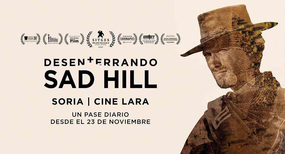 "Estreno del documental ""Desenterrando Sad Hill"""