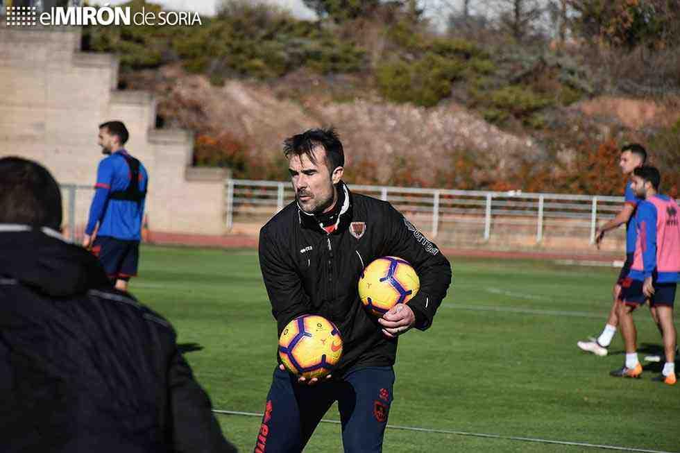 """López Garai: """"hay que intentar no cometer ningún tipo de error"""""""