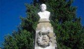 Burgos pide la devolución del monolito dedicado a Ruiz Zorrilla