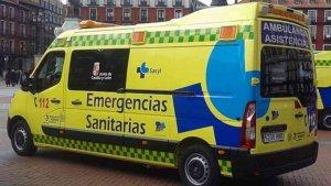 Muere una mujer tras ser atropellada en Valladolid