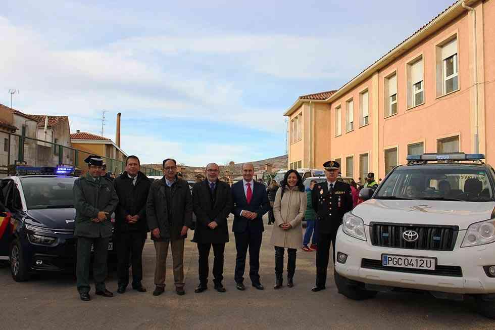 El Plan para mejorar la convivencia y seguridad en colegios se presenta en Ágreda