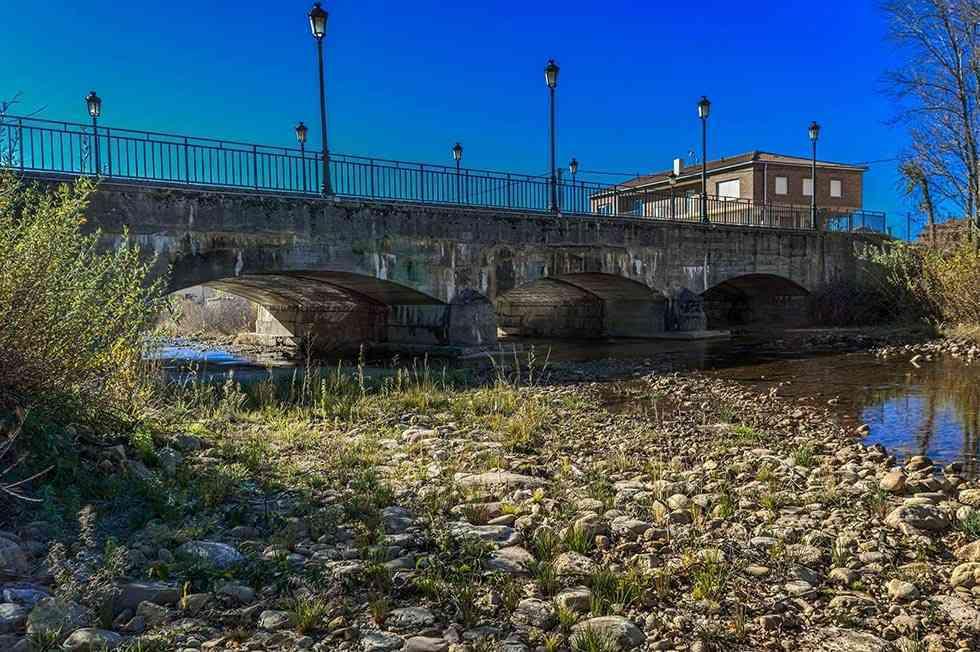 Los municipios ribereños del Duero se reúnen en Duruelo