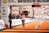 Mateo, décimo sexto en San Silvestre Vallecana histórica