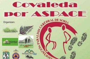 Covaleda se vuelca con ASPACE Soria