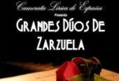Grandes dúos de la zarzuela, en El Burgo de Osma