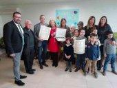 Homenaje para la centenaria Tomasa Pelarda