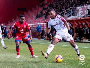 Yeboah jugará la Copa Africana con la selección sub-23 de Ghana