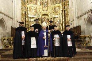 Jesús Lapeña, nuevo presidente del Cabildo de la catedral burgense
