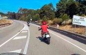 La N-234, entre Navaleno y San Leonardo, la carretera más peligrosa de la Comunidad