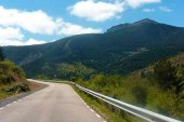 La Junta mejorará la carretera de Montenegro de Cameros