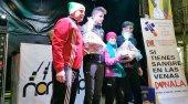 Clasificaciones de la XXIV Carrera de Navidad, en Soria