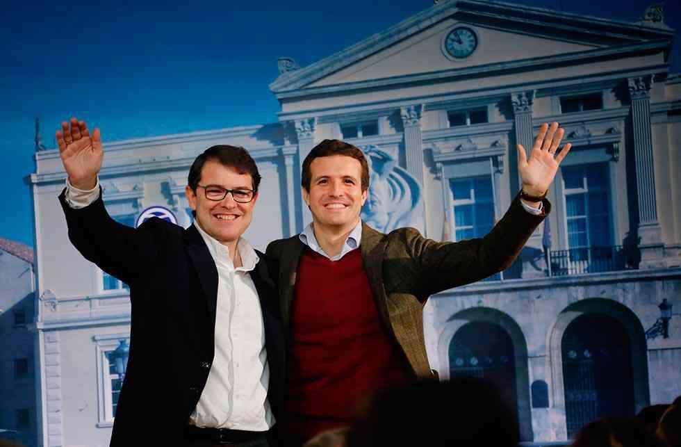 Los castellanos y leoneses prefieren al PP en las elecciones generales