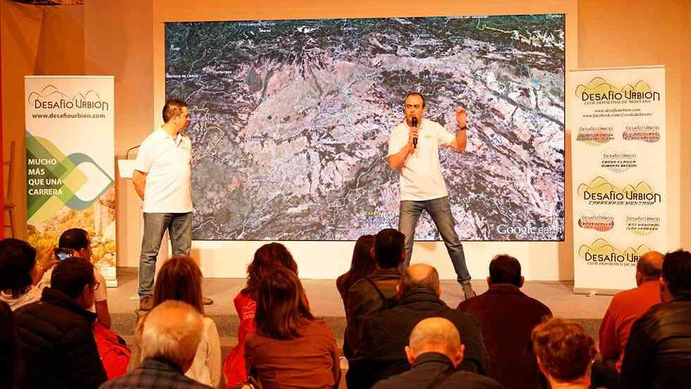 Jesús Calleja presenta en FITUR Desafío Urbión 2019