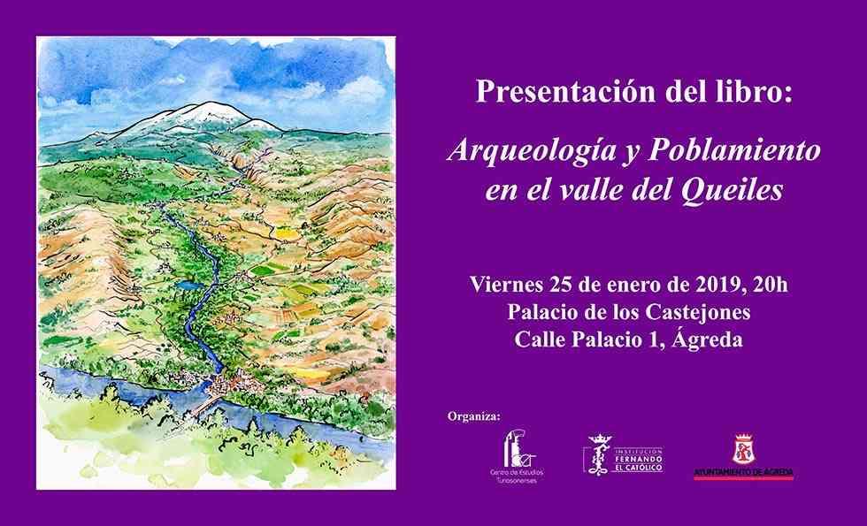 Presentación del libro Arqueología y Poblamiento en el valle del Queiles