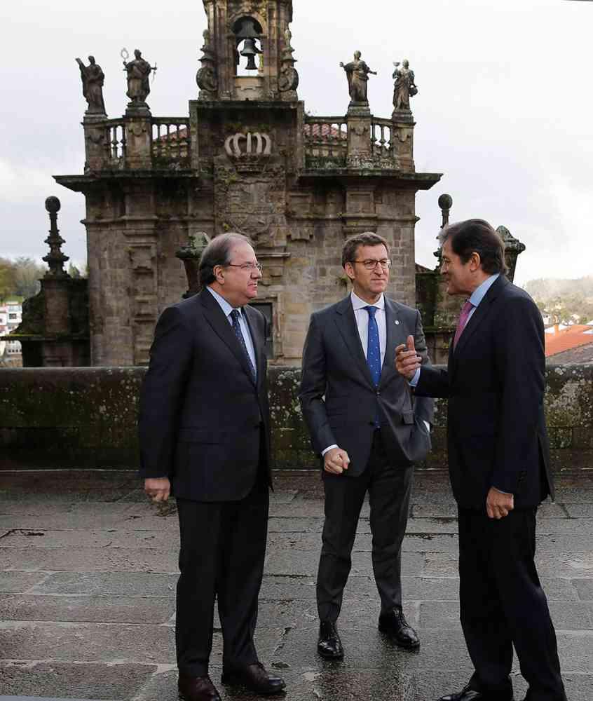 Herrera reivindica el corredor Atlántico del Noroeste para generar empleo