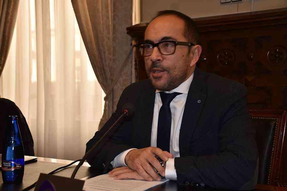 Rey insta a la Junta a impulsar sus proyectos en Plan Soria