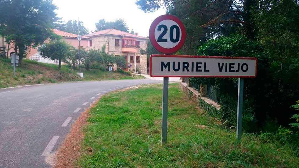 Muriel Viejo habilita una zona de acampada para el turismo