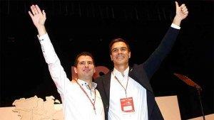 Tudanca presenta su candidatura para presidir la Junta