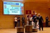 La Federación Regional reconoce la temporada de Agustín Álvaro