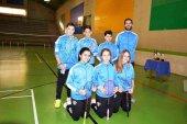 El Club Bádminton Soria, subcampeón regional en sub-13