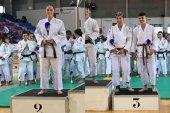 Dos medallas en el Campeonato Autonómico Junior de Judo