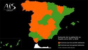 Chequeo a la realidad demográfica de España