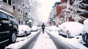 Llega un temporal general de nevadas y crudo frío