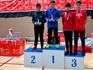 Javier Barrios gana su tercer título nacional en Cantabria