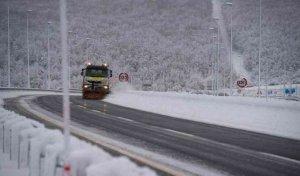 Protección Civil declara la alerta por la previsión de nevadas y vientos