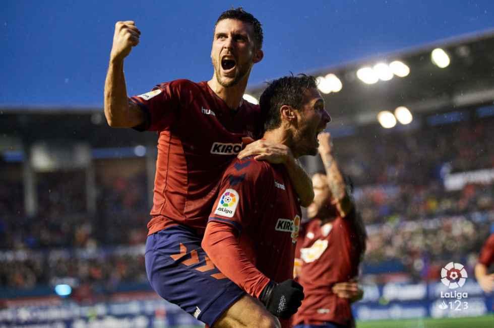 El Osasuna llega a Soria en racha y con afición
