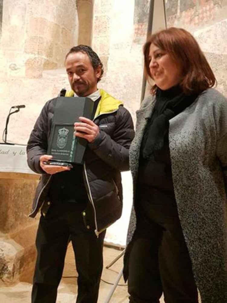 San Esteban de Gormaz homenajea al recordado Juan Carlos Atienza