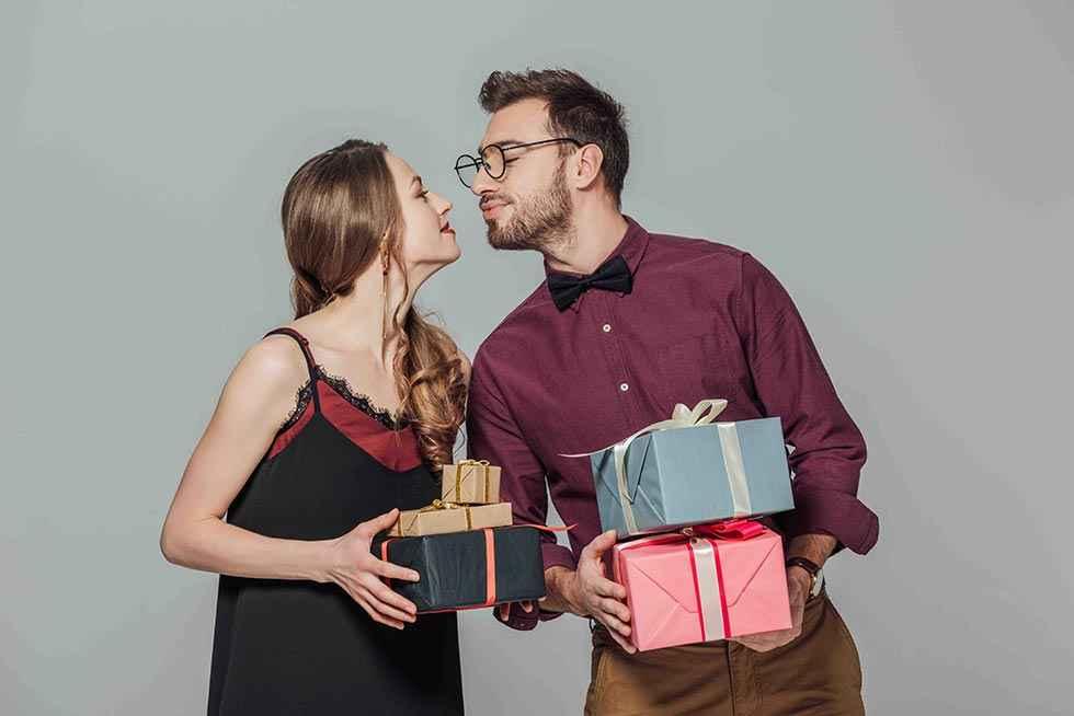Los autorregalos dominan en el Día de los Enamorados