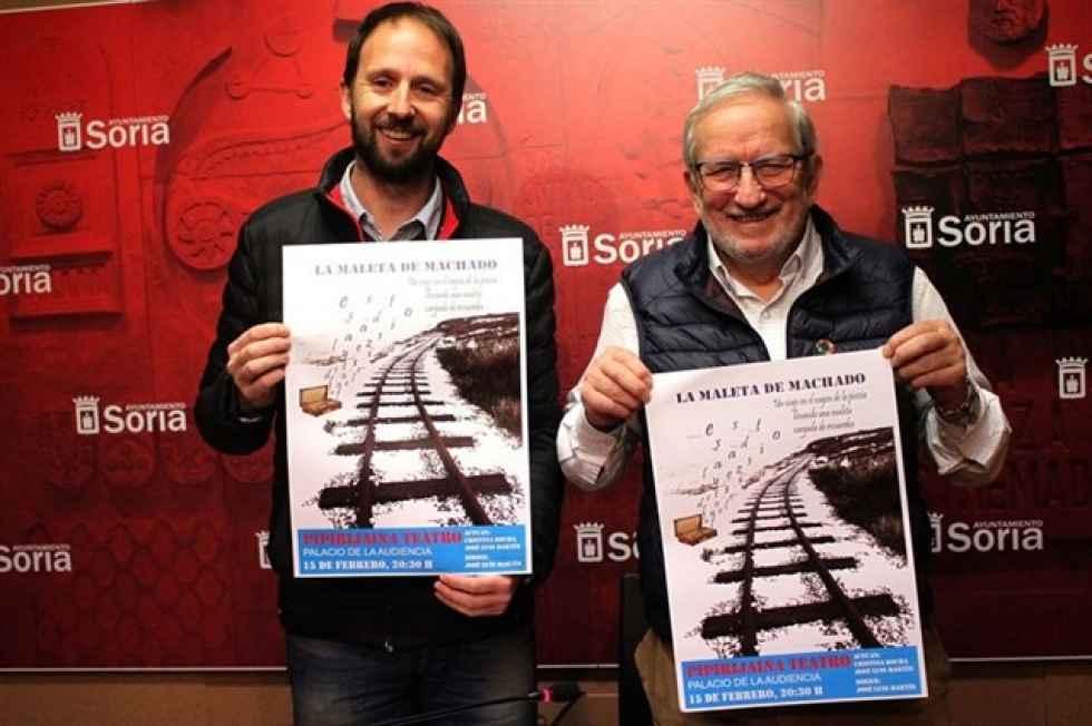 Teatro y literatura en el 80 aniversario de la muerte de Machado