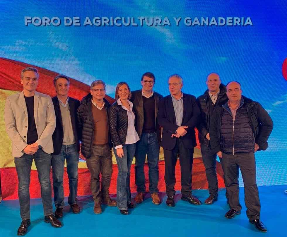 Mañueco expone sus medidas para impulsar el desarrollo rural