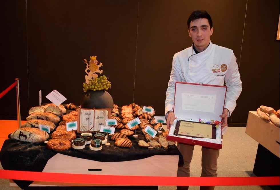 El mejor panadero artesano se encuentra en León