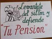 La mitad de los pensionistas cobran menos de 736 euros