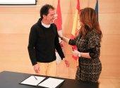 Alberto Crespo, becado por la Fundación Villalar