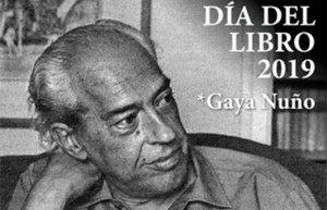 San Esteban de Gormaz dedica el certamen literario a Gaya Nuño